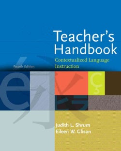Teacher's Handbook: Contextualized Language Instruction (Paperback)