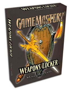 Weapons Locker (Cards)