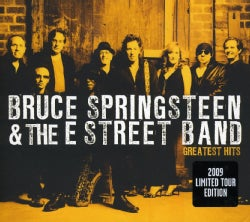 Bruce & The E Street Band Springsteen - Greatest Hits