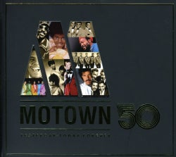 Various - Motown 50 (Philippines Edition)