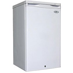 SPT 3-cubic feet White Upright Freezer