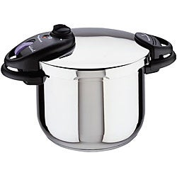 Ideal Stainless Steel 6-quart Super Fast Pressure Cooker