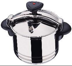 Star R Stainless Steel 6-quart Fast Pressure Cooker