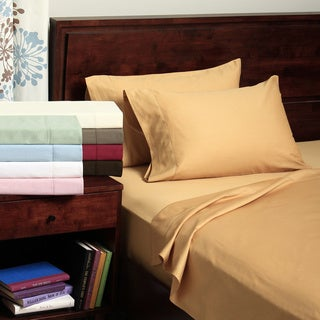 Camden Collection 350 Thread Count Egyptian Cotton Sheet Set