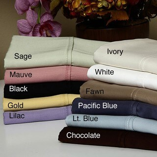 Wrinkle-resistant 300 Thread Count Cotton Sheet Set