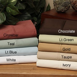 Wrinkle-resistant Cotton Pillowcases