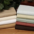 Wrinkle-resistant Stripe Cotton Pillowcases