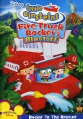 Little Einsteins: Fire Truck Rockets Blastoff! (DVD)