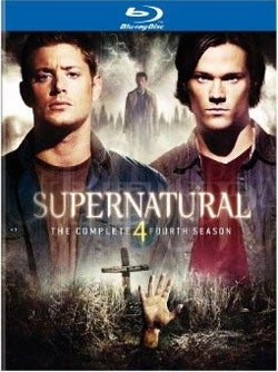 Supernatural: The Complete Fourth Season (Blu-ray Disc)