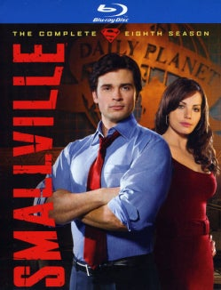 Smallville: The Complete Eighth Season (Blu-ray Disc)