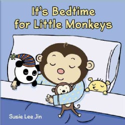 It's Bedtime for Little Monkeys (Board book)