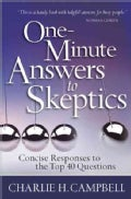 One-Minute Answers to Skeptics (Paperback)