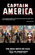 Captain America: The Man With No Face (Paperback)