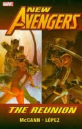 New Avengers: The Reunion (Paperback)