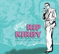 Rip Kirby 1: The First Modern Detective Complete Comic Strips 1946 - 1948 (Hardcover)
