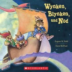 Wynken Blynken and Nod (Board book)