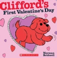 Clifford's First Valentine's Day (Board book)