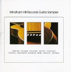 Various - Windham Hill Records Guitar Sampler