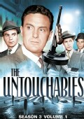 The Untouchables: Season Three Vol. 1 (DVD)