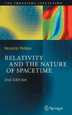 Relativity and the Nature of Spacetime (Hardcover)