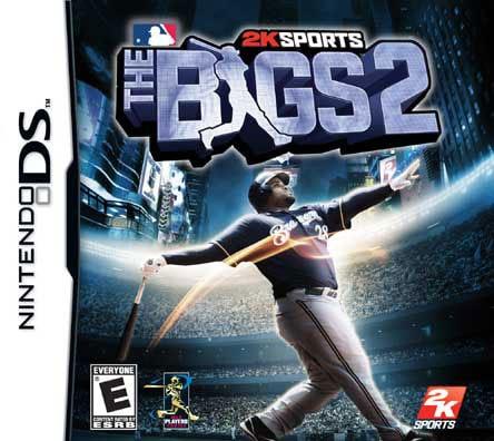 Nintendo DS - The Bigs 2