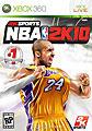 Xbox 360 - NBA 2K10