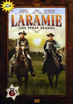 Laramie The Final Season (DVD)