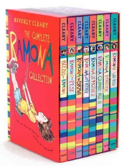 The Complete Ramona Collection (Paperback)