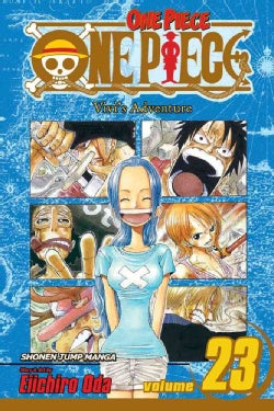 One Piece: Vivi's Adventure (Paperback)