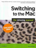 Switching to the Mac: The Missing Manual, Snow Leopard Edition (Paperback)