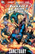 Justice League of America: Sanctuary (Paperback)