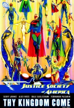 Justice Society of America 3: Thy Kingdom Come (Paperback)