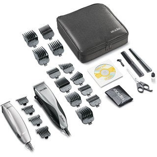Andis Promotor + Hair Clipper and Trimmer Combo 27 Piece Kit 29115