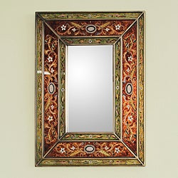 'Cajamarca Warmth' Mirror (Peru)