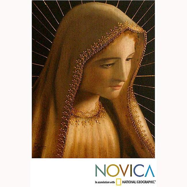 'The Madonna' Painted Original Art (Peru)