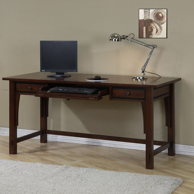 Talisman 2 drawer Writing Desk puter Furniture fice