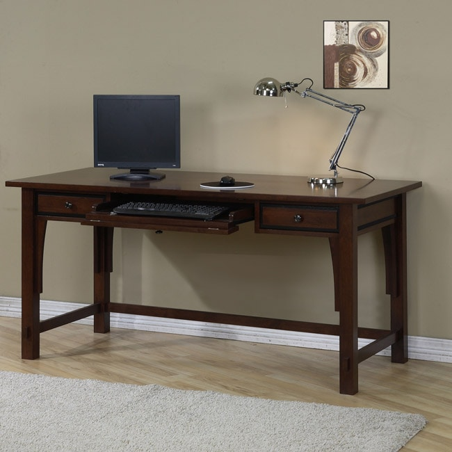 Talisman 2 drawer Writing Desk Overstock Shopping