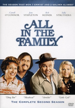 All in The Family: The Complete Second Season (DVD)