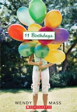 11 Birthdays (Paperback)