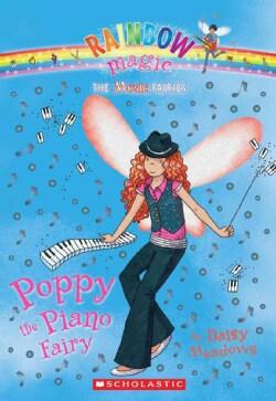 Poppy the Piano Fairy (Paperback)