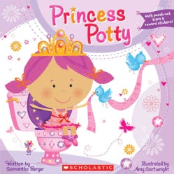 Princess Potty (Paperback)