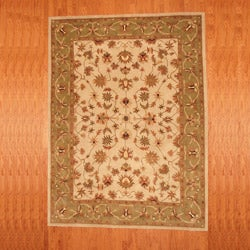 Indo Tufted Mahal Rug (8' x 11')