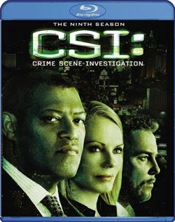 CSI: Crime Scene Investigation: The Complete Ninth Season (Blu-ray Disc)