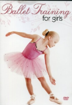 Ballet Training For Girls (DVD)