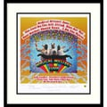 Limited Edition: The Beatles 'Magical Mystery Tour' (Album Cover) Framed Print
