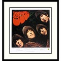 The Beatles 'Rubber Soul' Limited Edition Framed Art Print