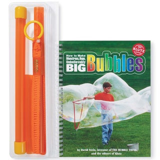 Big Bubbles Book Kit