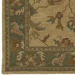 Hand-tufted Wool Rug (3'3 x 5'3)