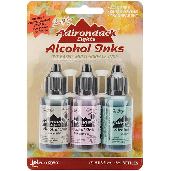 Adirondack Lights Alcohol Inks (Set of 3)