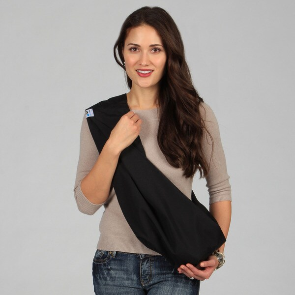 HugaMonkey Baby Sling in Black